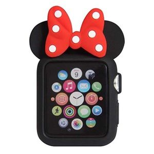 Minnie Mouse Ears Protective Cover for Apple Watch